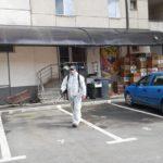 Ioan Călin Andreş, anunţ privind dezinfectarea scărilor de bloc din Câmpeni