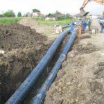 Satul Păniceni, beneficiarul unor investiții complexe de introducere a apei potabile și a canalizării