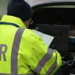 12 mașini care prezentau defecțiuni au fost depistate de polițiștii din Abrud și RAR